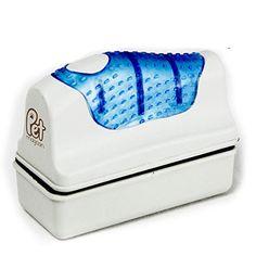Fish & Aquariums Buy Cheap Aquarium Fish Tank Clean Brush Floating Magnetic Two Blade Glass Algae Scraper By Scientific Process Pet Supplies