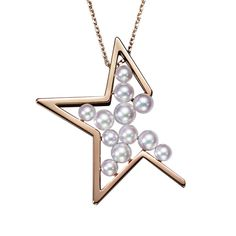 abstract star Pendant