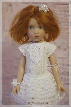 Краски осени, или скоро в школу ) (наряды для кишат) / Одежда и обувь для кукол - своими руками и не только / Бэйбики. Куклы фото. Одежда для кукол