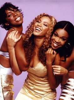 Check out Beyonce @ Iomoio Destiny's Child, Black Girl Aesthetic, 90s Aesthetic, Mode Old School, 2000s Music, Online Photo Gallery, 90s Hip Hop, The Jacksons, Kelly Rowland