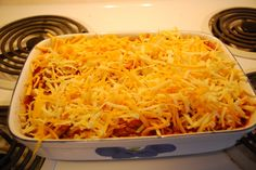 Homemade Pizza Casserole | Amish Recipes Oasis Newsfeatures