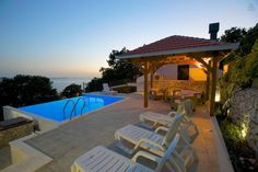 Villa Boban with pool in hills 12
