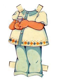 Sharon's Sunlit Memories: Big Headed Dolls