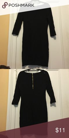 Forever 21 3/4 sleeve dress In great condition Forever 21 Dresses Long Sleeve