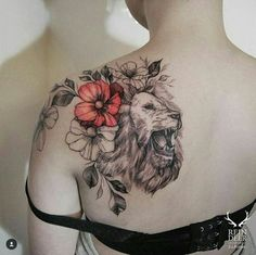 2017 trend Tattoo Trends - lion-tattoo-designs-4...