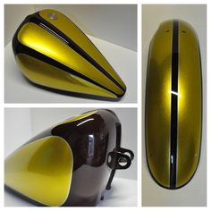 Chemical Candy Customs: SHEET METAL