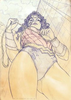 Wonder Woman •Adriano De Vincentiis