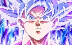 Dragon Super, Goku Ultra Instinct Wallpaper, Thor Wallpaper, Beautiful Dragon, Colorful Wallpaper, Portrait Art, Dragon Ball Z, Anime, Son Goku
