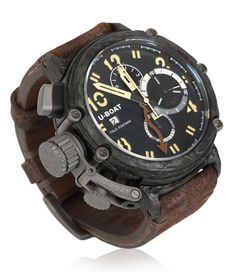 U BOAT Chimera Carbonio Chronograph Watch