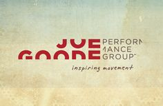 Identity + Tagline // Joe Goode Performance Group