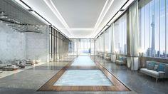 The Residences of 488 University Avenue by CORE Architects,Amexon Development: Toronto | BuzzBuzzHome