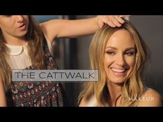How to Get Perfect Wavy Hair with Catt Sadler | The CattWalk