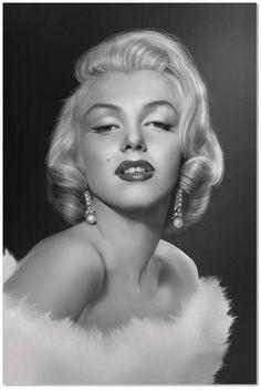 Marylin Monroe, Maquillage Marilyn Monroe, Estilo Marilyn Monroe, Marilyn Monroe Fotos, Marilyn Monroe Makeup, Marilyn Monroe Portrait, Marilyn Monroe Hairstyles, Marilyn Monroe Decor, Marilyn Monroe Wallpaper