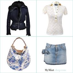 FRIDAY´S NEW ARRIVALS! #PatriziaPepe #DolceGabbana #Gucci #Vintage #Fashion #Secondhand #Onlineshop #MymInt
