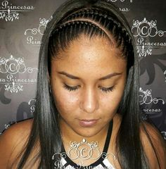 Quick and Easy Back to School Hairstyles for Teens – Braids Quick and Easy Bac. Back To School Hairstyles For Teens, Cool Hairstyles For Girls, Girls Hairdos, Girls Braids, Baddie Hairstyles, Teen Hairstyles, Black Girl Braided Hairstyles, Braids For Black Hair, Stylish Hair