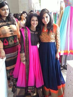 Lovely anarkali's