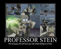 Soul eater - Professor Stein
