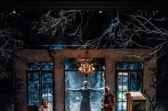 The Cherry Orchard - set design and costumes by Scenografia Kostiumy Katarzyna Adamczyk