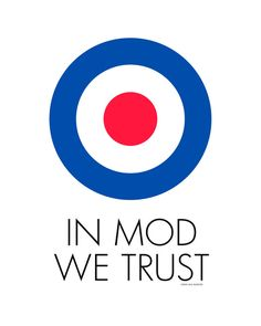 In Mod We Trust by Will Ruocco. #mod #design #decor