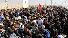 عراق میں بیس لاکھ سے زائد ایرانی زائرین، اربعین حسینی میں داخل