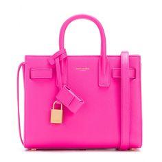Voyez la vie en rose avec le Sac de Jour de Saint Laurent ! // www.leasyluxe.com #amazing #hautecouture #leasyluxe