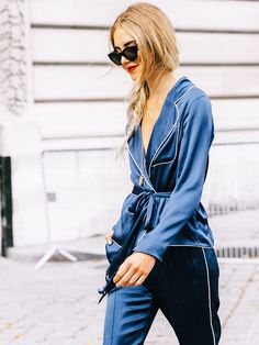 The Easy Look That's Going to Be Big in 2017 via @WhoWhatWear