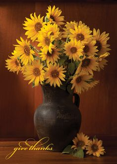 Sun Flowers! - To Be Announced