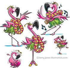 Fiona Flamingo Character Mascot Flamingo Logo, Flamingo Beach, Flamingo Gifts, Flamingo Art, Pink Flamingos, Beach Cartoon, Cartoon Pics, Flamingo Pictures, Flamingo Illustration