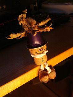 Little Christmas cork elf!
