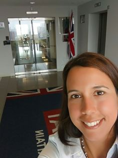 Visit to the British Embassy, Lima, Peru