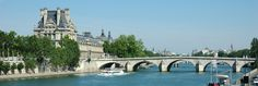 The Pont Royal is a bridge crossing the river Seine in Paris. It is the third oldest bridge in Paris, after the Pont Neuf and the Pont Marie.