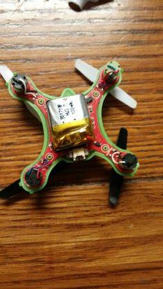 Syma x12s teardown quadcopter drone