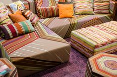 Missoni Home Collection 2012 by Dave Pinter, via Flickr