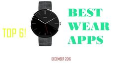 cool BEST ANDROID WEAR APPS || DECEMBER 2016 Check more at http://gadgetsnetworks.com/best-android-wear-apps-december-2016/