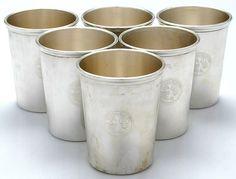 Julep cups.