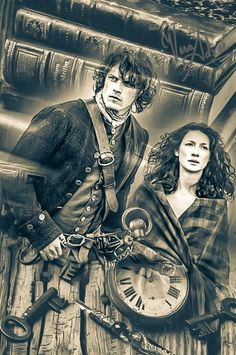 Outlander by Vera Adxer