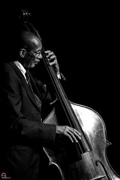 Ron Carter by Andrea Palmucci 2015