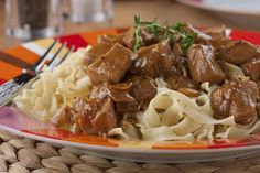 Make Ahead Hungarian Beef Stew | MrFood.com
