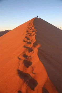 Sossusvlei dune at dawn. Travel Trip, Antelope Canyon, My World, Dune, To Go, Celestial, Places, Nature, Outdoor