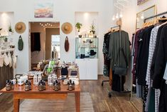 Housed in the Flower Hill Promenade, Ineffably stocks only organic or ethically-made staples Sustainable Fashion, Sustainability, San Diego, Organic, Flower, Design, Style, Del Mar, Swag