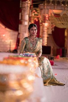 Shopzters is a South Indian wedding site Wedding News, Wedding Prep, Mother Of The Groom Gifts, Lucky Girl, Saree Dress, Couple Shoot, Bridal Looks, Indian Bridal, Blouse Designs