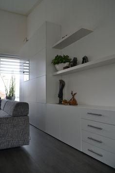 Interieurplan woonkamer door Binnenkijken Interieuradvies - Beuningen naturel, Ikea besta, zitkamer, lounge, living-room www.binnen-kijken.com