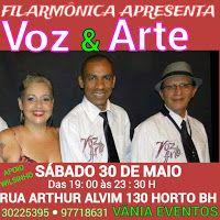 Duchapeu : Filarmônica  apresenta - Banda Voz e Arte - 30 de ...
