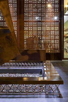 Park Design Hall   1:1 arquitetura:design; Art of Omar Franco; Photo: Haruo Mikami   Archinect