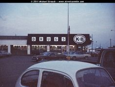 K & B in Slidell, Louisiana. OMG the memories.