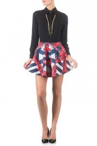Skirt Peace & Love