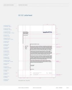 Corporate & Brand Identity Luvata, Finland on the Behance Network