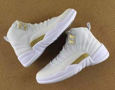 Are You Waiting For The Air Jordan 12 OVO White?
