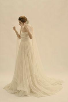 Light wedding dress. #light #wedding #dress