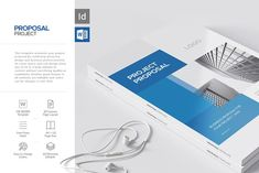 Project Proposal - 20 Pages - This Document template reinvents your Proposal by combining attractive design and business professionalism. Its clean layout and Design Brochure, Creative Brochure, Indesign Templates, Brochure Template, 100 Free Fonts, Brochure Inspiration, Project Proposal, Business Proposal, Layout